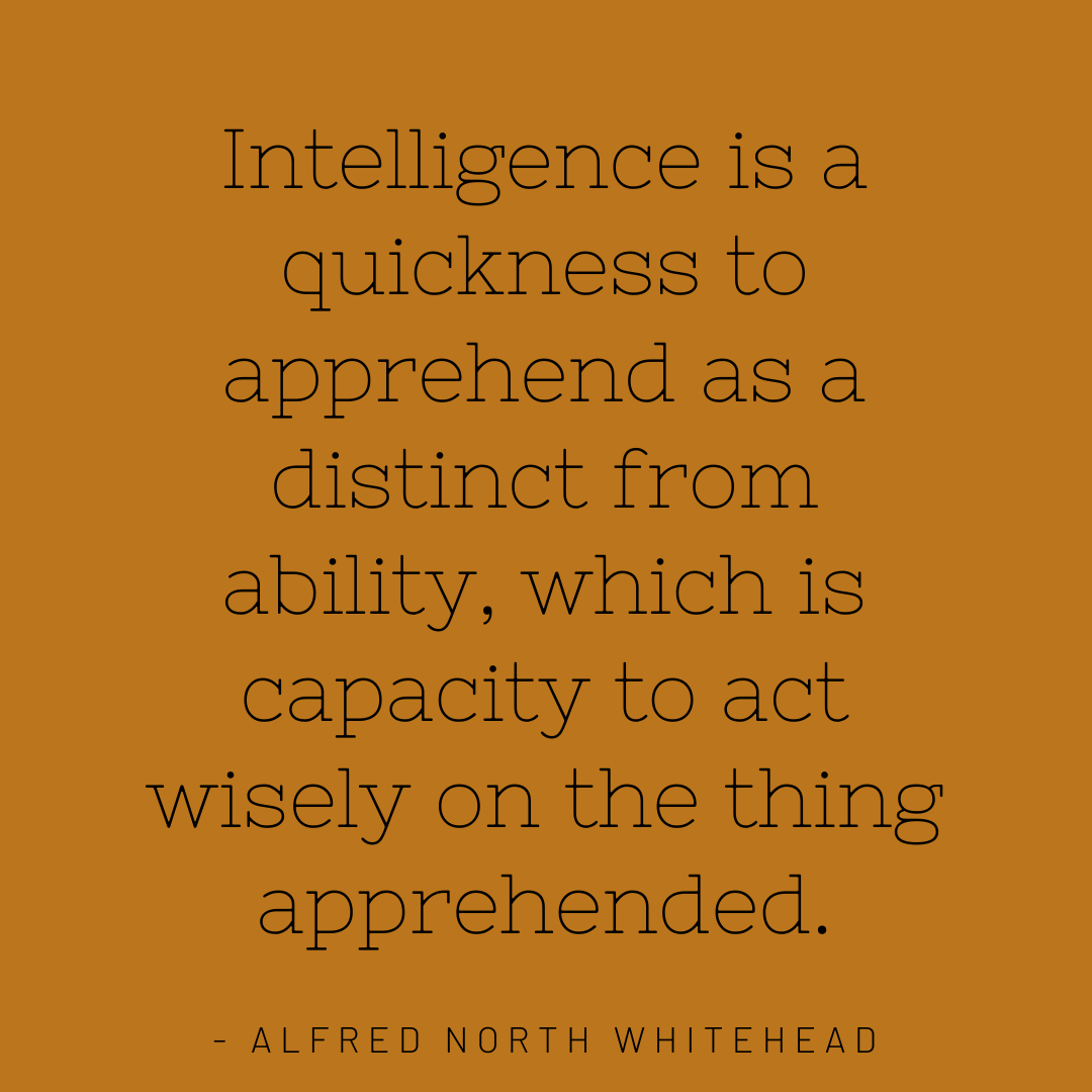 Alfred North Whitehead Quotes with image .