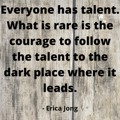 Talent Quotes (10 Quotes)