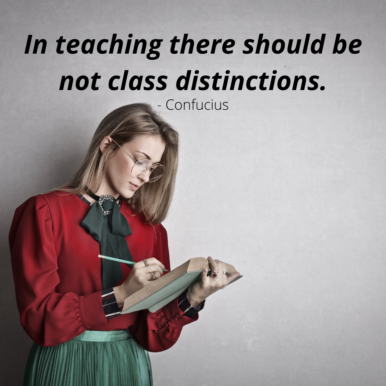 Teaching Quotes (10+ quotes)