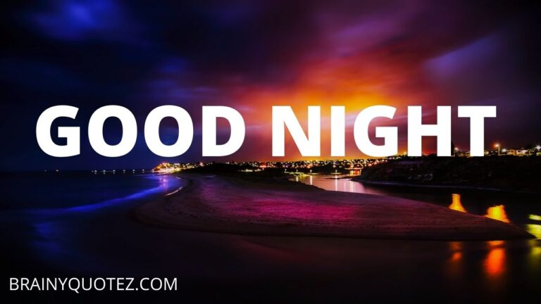 Heart Touching Good Night Messages For Friends In English