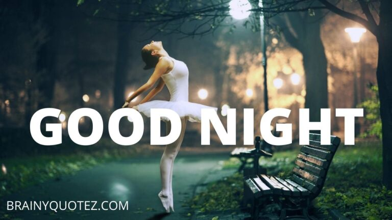 Good Night Messages For Friends With Pictures