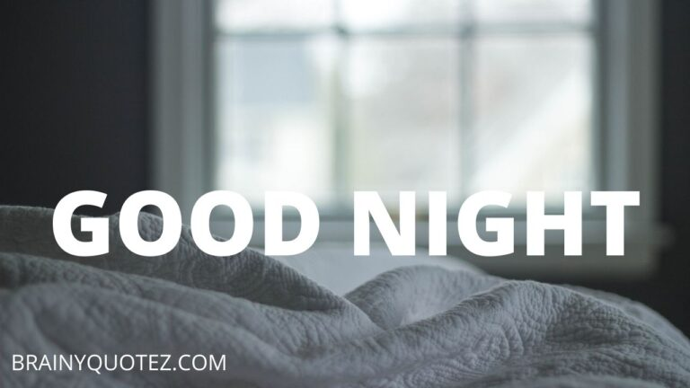 120 Good Night Messages Wishes and Quotes