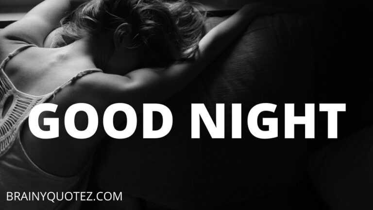 45 Good Night Messages Wishes and Quotes